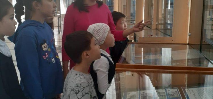 Экскурсия, посвященную первому президенту Казахстана