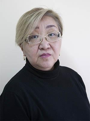 Усентаева Роза Усербаевна