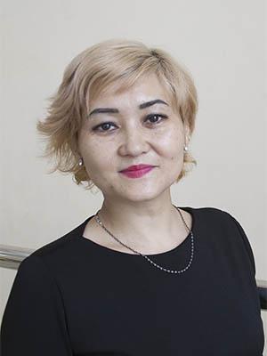 Демесинова Гульзат Раимбековна