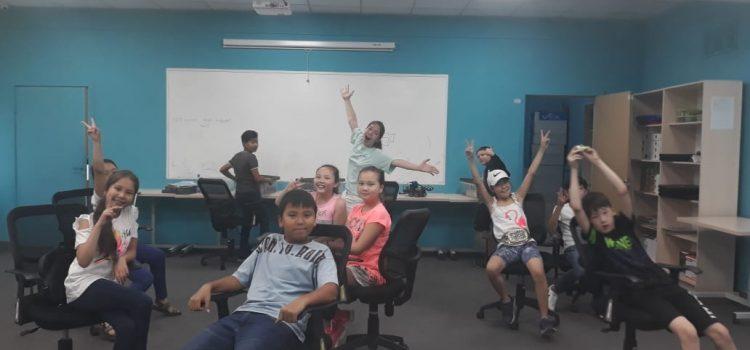 Хорошее начало лета с  «IT -лагерем» Дворца школьников!