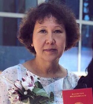 Мустафаева Галина Аскеровна