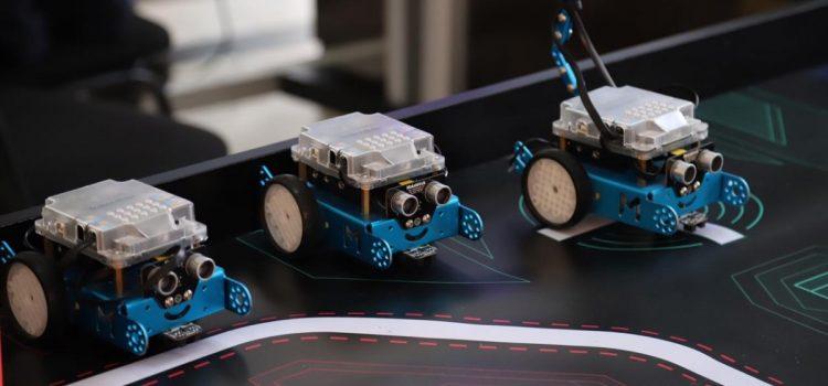 3-й день международных соревнований по робототехнике