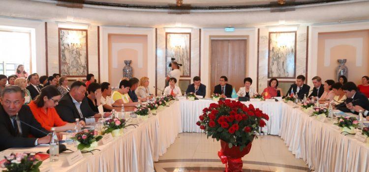 Форум «Глобальные ценности и качество казахстанского образования и науки»