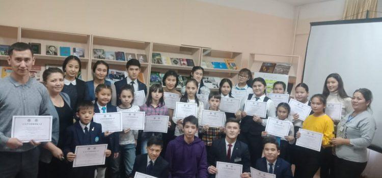 Круглый стол «Независимый Казахстан-глазами молодежи»