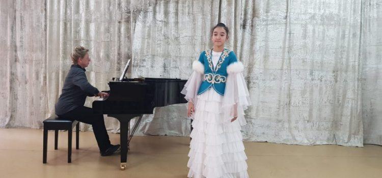 Фестиваль, посвященный 175-летию со дня рождения Абая Кунанбаева