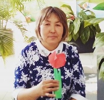 Куралбаева Индира Турдакыновна