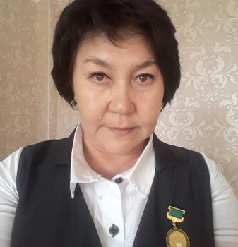 Измуратова Замзагуль Шариповна