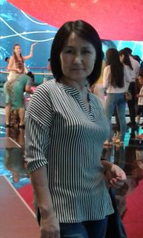 Лапиева Айшакул Конкаевна
