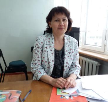 Исатаева Ляйля Турсынгалиевна