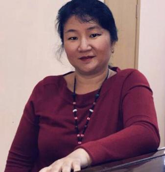 Тайжанова Елена Владимировна