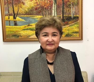 Рауандина Шолпан Задановна