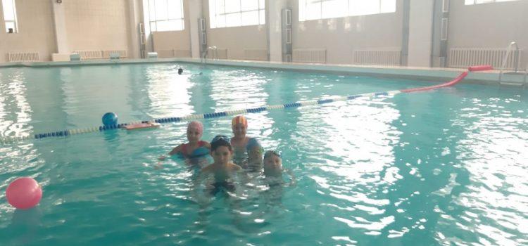 Обучение дыхания в воде